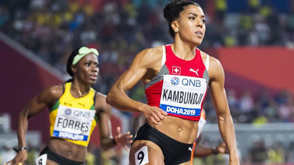 Kambundji zum ersten Mal im WM-Final
