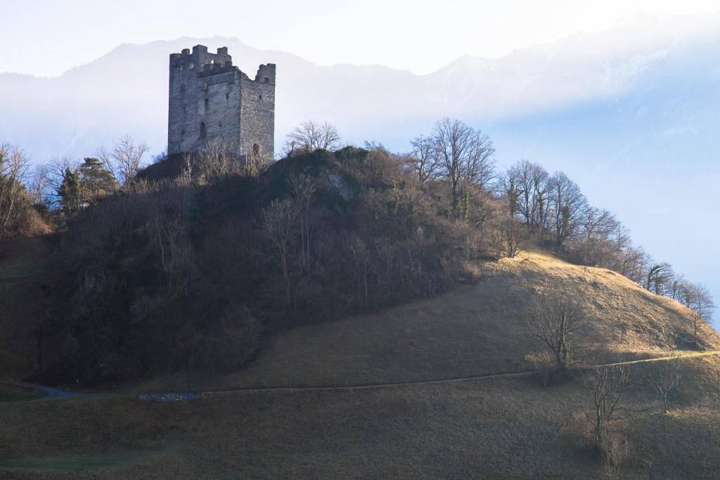 ...Burg führen soll. Beides wurde noch nicht entdeckt. (© Raphael Rohner/FM1Today)