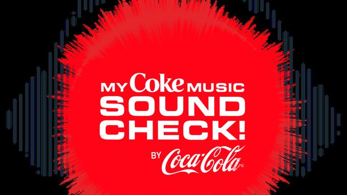 MyCokeMusic Soundcheck