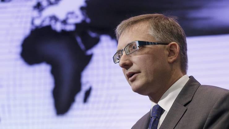 Wechselt NDB-Chef Markus Seiler ins Aussendepartement?