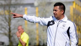 Cafer Suna ist der neue starke Mann an der Seitenlinie des FC Trimbach.