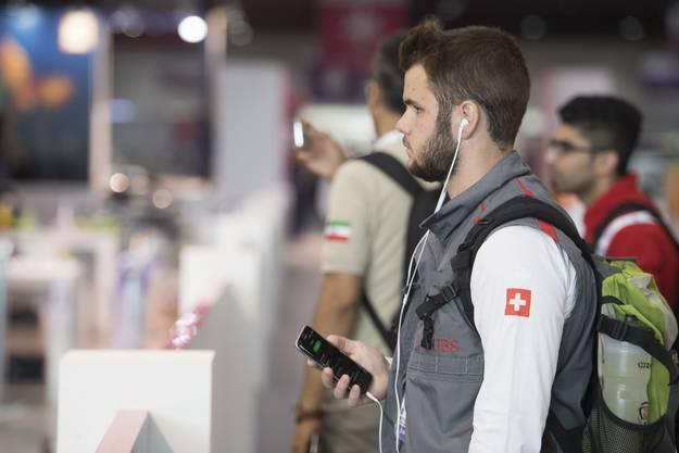 Mehr als die Hälfte der jungen Schweizer Berufsleute kann mit einer Medaille zurückreisen.