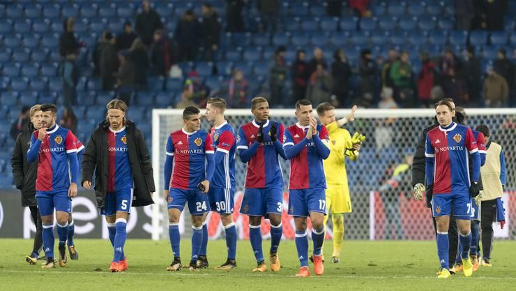 Der FC Basel verliert in der Champions League gegen ZSKA Moskau mit 1:2.
