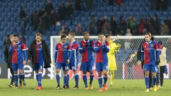 Champions League: FC Basel - ZSKA Moskau, 31.10.2017
