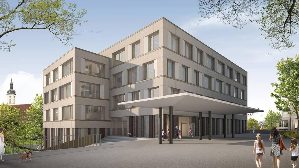 Schulzentrum Halde: Deutliches Ja für 56-Millionen Kredit