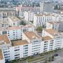 Der neue Stadtteil «Im Lenz» auf dem einstigen Hero-Areal.