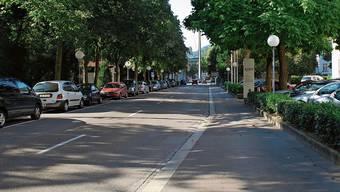 Braucht es einen Veloweg zwischen Badener Bahnhofareal und Bäderquartier? Ja, findet die SP.