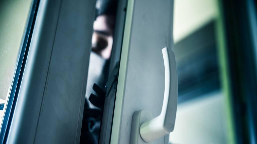 Zwei Einbrecher in flagranti erwischt