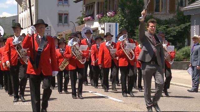 Musikfest Laufenburg: 500 Musiker zeigen ihr Können