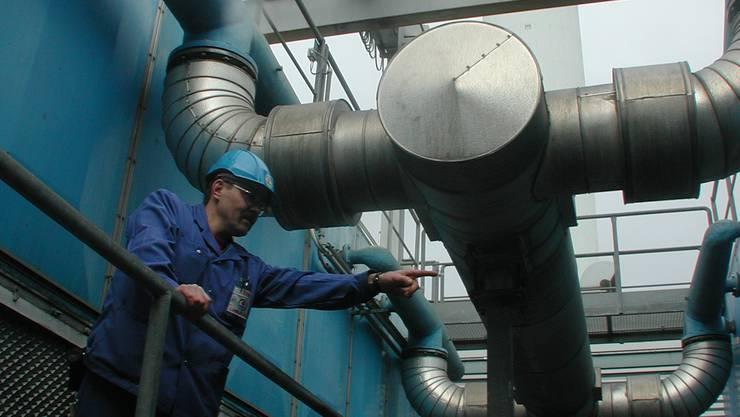 Dem Ausbau des Fernwärmegebiets der Kehrichtverwertungsanlage der Limeco kommt eine wachsende Bedeutung bei den Dietiker Energieplanungen zu.