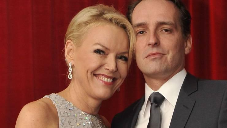 Florian Inhauser und Katja Stauber