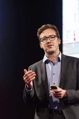 Sascha Jucker, Ökonome Crédit Suisse