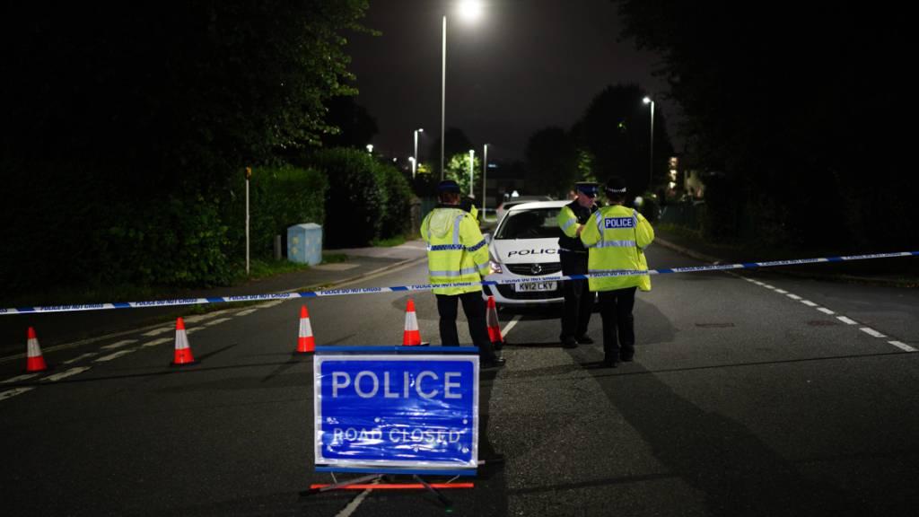 Mehrere Tote bei Gewalttat in Plymouth - kein Terrorverdacht