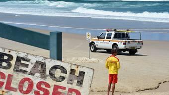 Nach der Attacke schlossen die Behörden die populären Surf-Strände in der Gegend für 24 Stunden. (Archivbild)