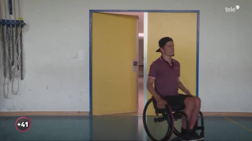 Höchstgeschwindigkeit im Rollstuhl
