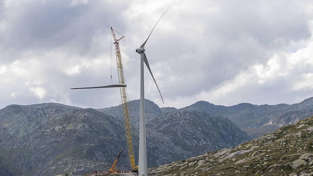 Grosse Stromversorger setzen zu wenig auf erneuerbare Energien