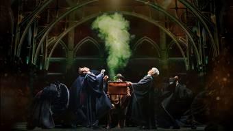 In J.K. Rowlings Theaterstück «Harry Potter und das verwunschene Kind» schlägt sich der Nachwuchs mit einem alten Problem herum.