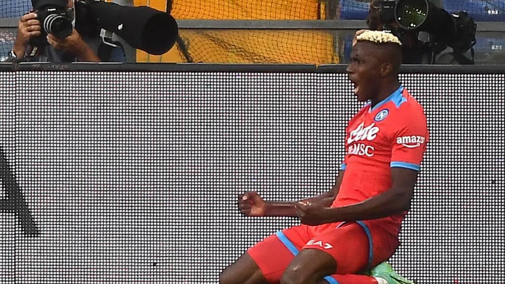 Napoli mit dem fünften Sieg im fünften Spiel