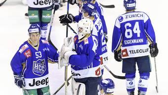 La Chaux-de-Fonds mit Fehlstart in die NLB-Playoffs