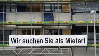 In der Stadt Zürich sind vor allem teure Wohnungen auf dem Markt.