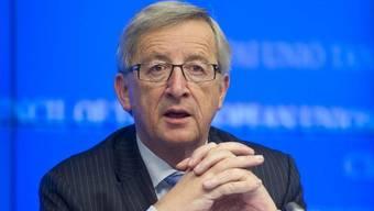 Jean-Claude Juncker wird Anfang 2013 als Eurogruppen-Chef abtreten (Archiv)