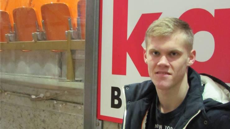 Nikolaj Ehlers: Mit 16 Jahren bereits den Sprung in die höchste Liga geschafft.: