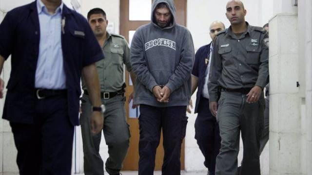 Gang vor Gericht: Cvetkovic in Jerusalem (Archiv)