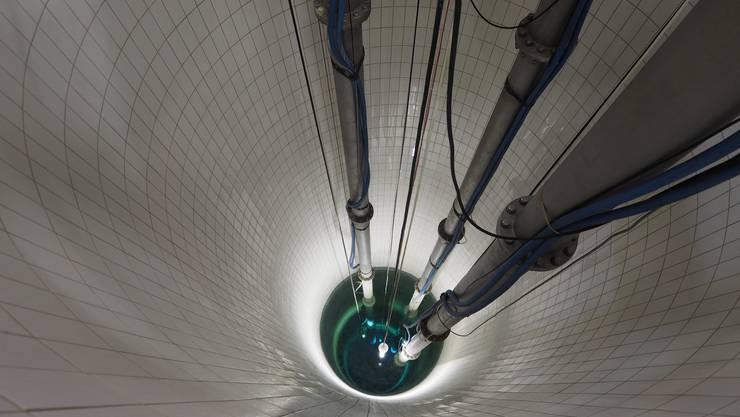 Das Wasser aus dem Grundwasserpumpwerk Neufeld in Neuendorf weist die höchsten Belastungswerte auf.