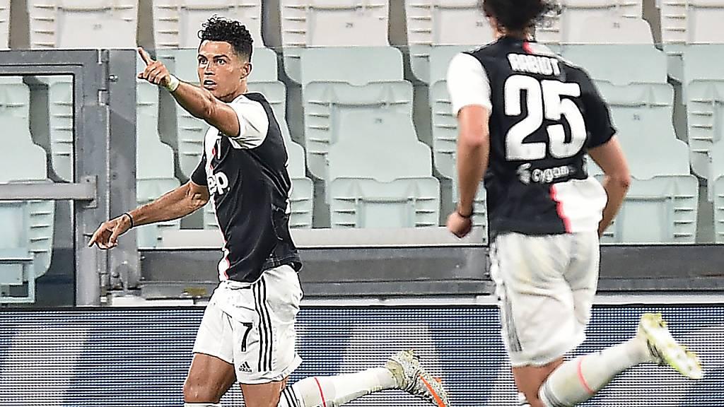Juventus Turin nahe am 36. Meistertitel