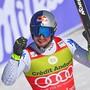 Doppelter Triumph in Soldeu: Dominik Paris ballt die Siegerfaust