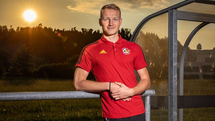 SCS-Sportchef Manuel Moor arbeitet als Sachbearbeiter beim FC Luzern.