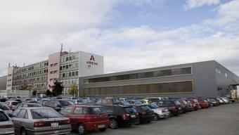 Areva-Sitz in Oberentfelden.