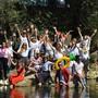 Die jungen Sänger im Alter zwischen 12 und 26 Jahren üben schon seit den Sommerferien fürs Jahreskonzert. zvg