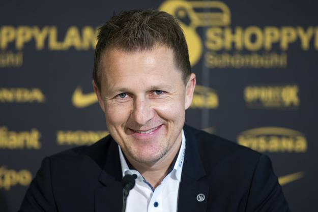 Hat den Umbruch im letzten Sommer perfekt moderiert: Sportchef Christoph Spycher.