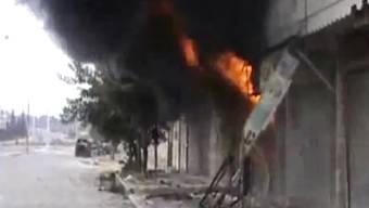 Internationale Beobachter sollen die Lage in Syrien einschätzen (Archiv)