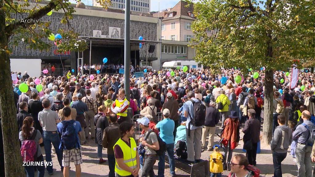 Anti-Abtreibungs-Demo in Zürich nun doch bewilligt