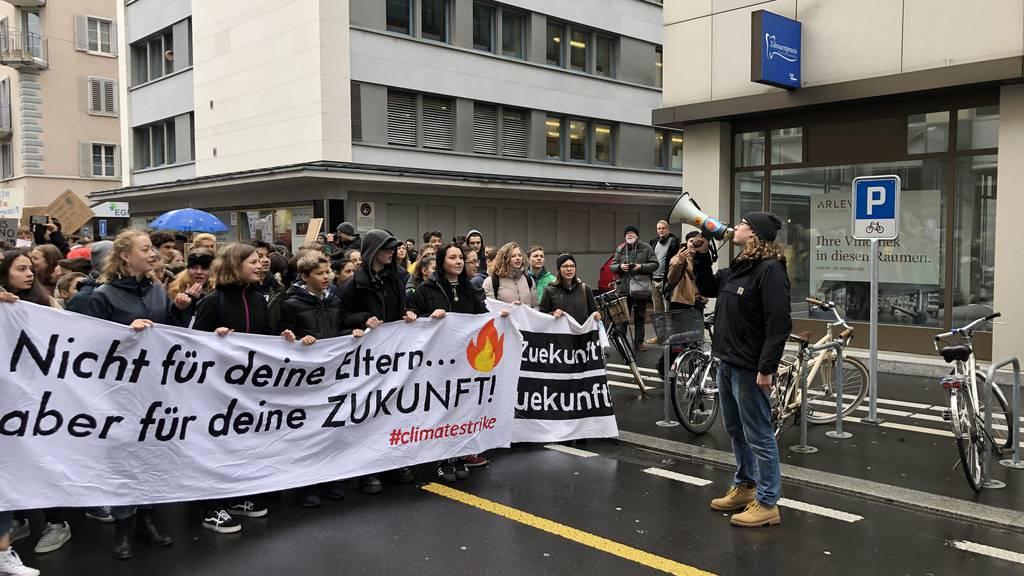 Klimanotstand in Stadt Luzern