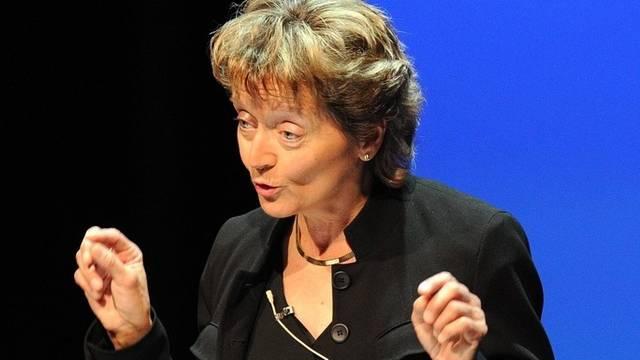 Bundesrätin Widmer-Schlumpf will im Steuerstreit mit der USA kein Notrecht anwenden (Archiv)