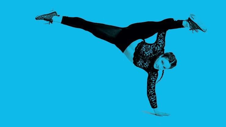 Im April treffen im Hallenstadion zwölf Urban Dance Crews aufeinander. Die Idee dazu hatte Sarah Heldner.