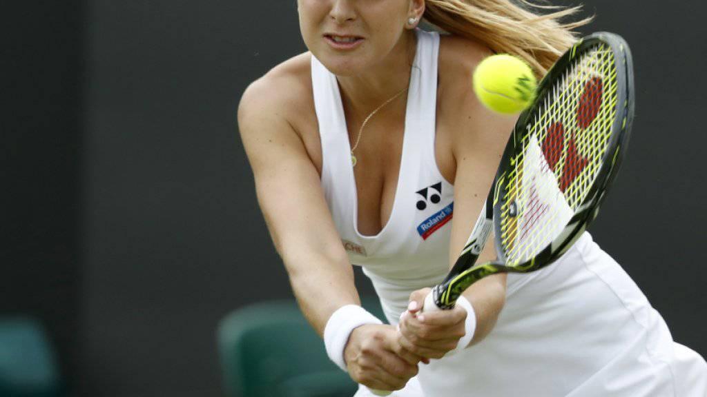Belinda Bencic beklagt weiter Verletzungssorgen