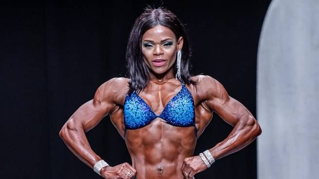 Bodybuilding-Meisterin: «Ich muss mir selbst gefallen»