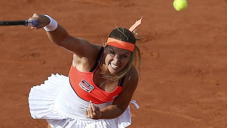 Nur auf Sandplätzen schaffte es Dominika Cibulkova nicht zu einem Turniersieg