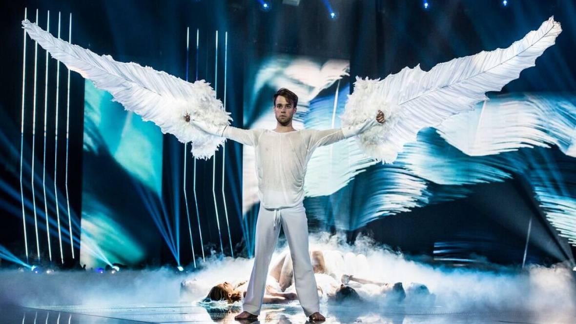 Jason Bruegger ist vom SRF zum grössten Schweizer Talent gewählt worden.