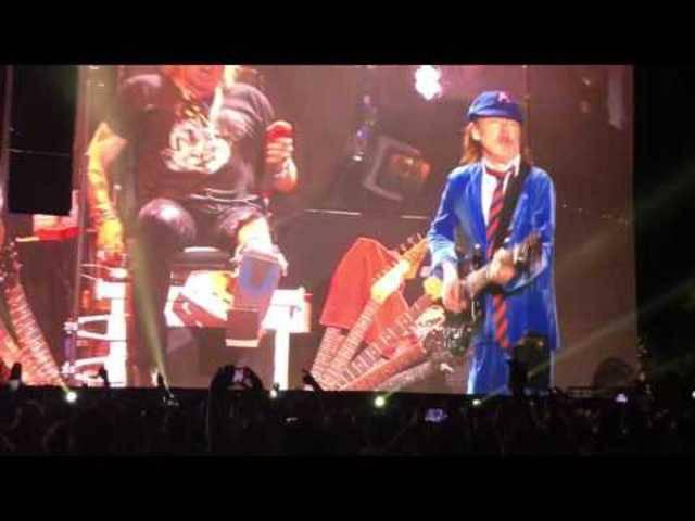Axl Rose rockt sich ins Herz der Fans: AC/DC am Coachella-Festival 2016