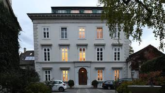 Im «Rheinhof» im St. Alban entsteht eine Mischung aus Mietwohnungen und öffentlicher Nutzung.
