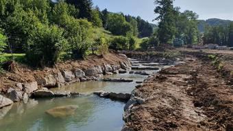 Hochwasserschutz im Möhlintal