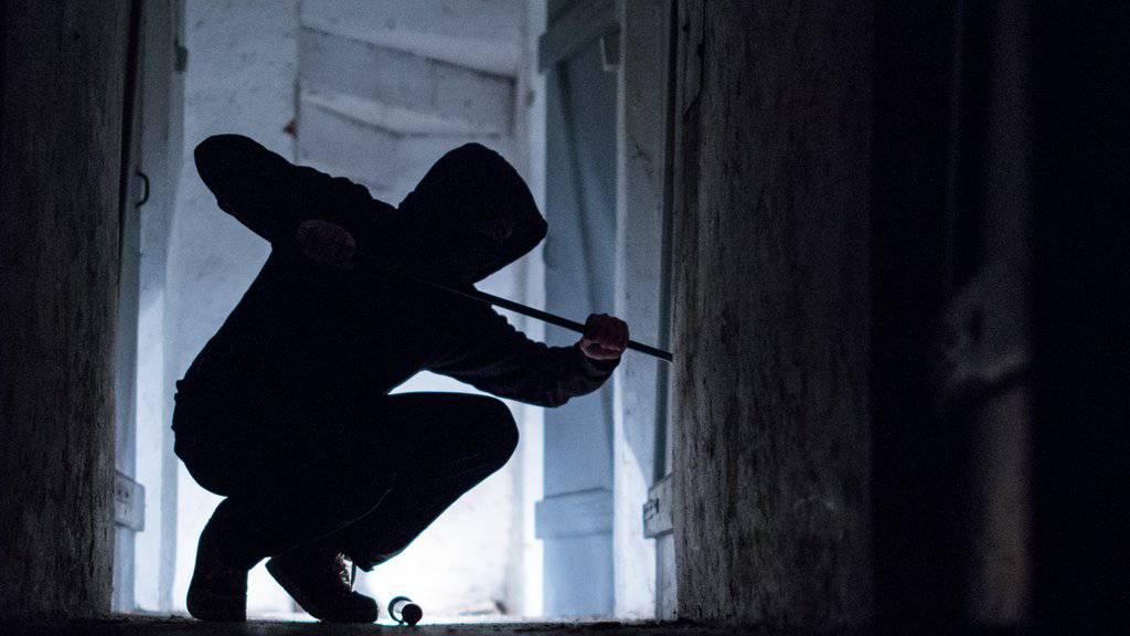 Einbrecher sind gleich in mehrere Firmengebäude eingebrochen.