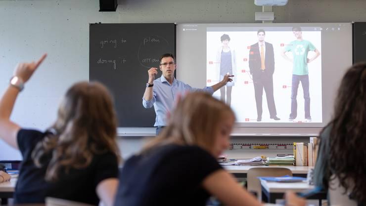 Der Unterricht in der Klasse ist nur ein Teil der Arbeit