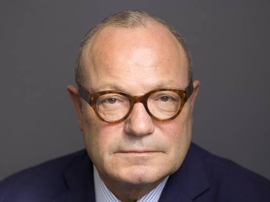 Andreas Schmid ist der offizielle Kandidat für das Präsidium.