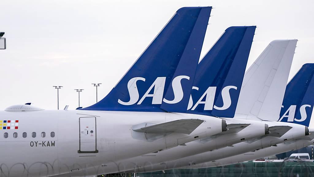 Neue Kredithilfen für Airline SAS aus Dänemark und Schweden